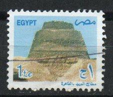 Ref: 1375. Egipto. 2000. Pirámide De Snefru. - Usados