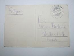 PLAPPEVILLE , Carte Militaire Allemagne    1914 - Alsace-Lorraine