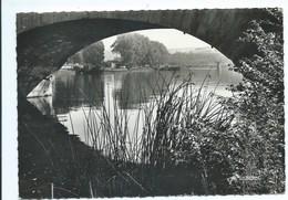 Givet La Meuse Et Le Pont Des Métaux - Givet