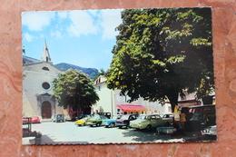 SAINT ANDRE LES ALPES (04) - LA PLACE CHARLES BRON - CPSM GRAND FORMAT - Autres Communes