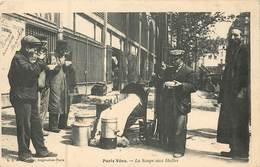 75 Paris : Petits Métiers Paris Vécu  La Soupe Aux Halles    Réf 6269 - Petits Métiers à Paris