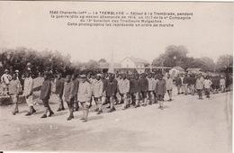 CPA 17 -- LA TREMBLADE -- 13° Bataillon Des Tirailleurs Malgaches En 1917  N° 3580 --  TBE - La Tremblade