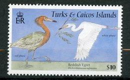 Turks & Caicos, Yvert 1178, Scott 1166A, MNH - Turks & Caicos