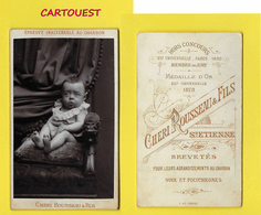 ֎ Photographie ֎ CDV 19 Eme ֎ Enfant - Bébé - Baby Child ֎ - Photographs