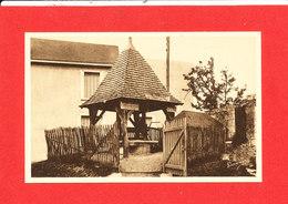 41 TROO Cpa Le Puits Qui Parle Café Du Chateau  7    Edit Dorange - Otros Municipios