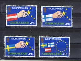 Gibraltar. Union Européenne - Gibraltar