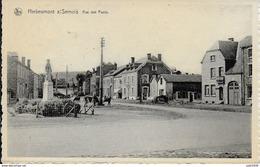 HERBEUMONT ..-- Rue Des Ponts . 193? Vers BRUXELLES ( Mr Mme DE VRIESE ) . Voir Verso . . - Herbeumont