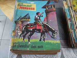 Samedi Jeunesse N° 89 Le Chevalier Sans Nom - Samedi Jeunesse