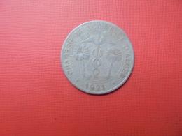 ALGER 10 CENTIMES 1921 MONNAIE DE NECESSITE (PLANCHE.3) - France