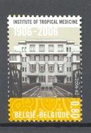 BELGIUM 2006 Tropical Medicine  POSTFRIS** 3552 - Medicina