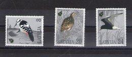 Lettonie. Oiseaux. 1995 - Latvia