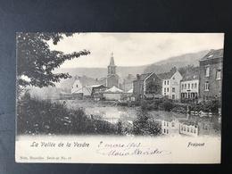 La Vallée De La VESDRE - Fraipont - Voyagée En 1903 - Trooz