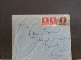 79/466A   LETTRE   ARGENTINA  POUR LA BELG. RECOMM.  1930 - Storia Postale