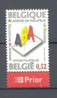 3553 Academie Voor Filatelie POSTFRIS** 2006 - Unused Stamps