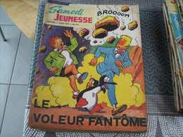 Samedi Jeunesse N° 118 Le Voleur Fantome - Samedi Jeunesse