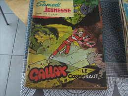 Samedi Jeunesse N° 139 Gallax Le Cosmonaute - Samedi Jeunesse