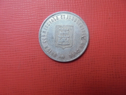 CAEN 10 CENTIMES 1921 MONNAIE DE NECESSITE (PLANCHE.3) - France