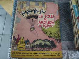 Samedi Jeunesse N° 22 Le Tour Du Monde En 80 Jours - Samedi Jeunesse