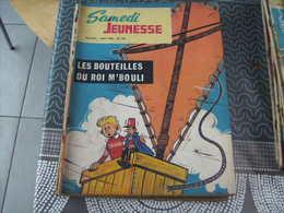 Samedi Jeunesse N° 106 Les Bouteilles Du Roi M'bouli - Samedi Jeunesse