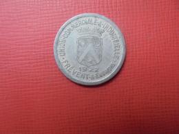FREVENT 10 CENTIMES 1922 MONNAIE DE NECESSITE (PLANCHE.3) - France