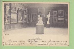 VILLEFRANCHE SUR SAONE : Le Musée, Salle Intérieure . Dos Simple. 2 Scans. Edition Belin - Villefranche-sur-Saone