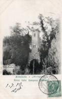 CPA   ITALIE   FONTEBELLA---( MONTEGIORGIO )---TORRE DELLE CAMPANE CUBULARI-----1912 - Ascoli Piceno