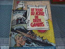 Samedi Jeunesse N° 36 Le Tour Du Monde De Deux Gamins - Samedi Jeunesse