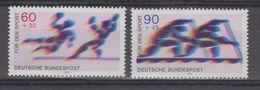 Germany 1979 Für Den Sport / Handball & Rowing 2v ** Mnh (42590) - [7] West-Duitsland