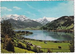 Bergstadt Zell Am See Gegen Kitzsteinbahn - Salzburg -  (Austria) - Zell Am See