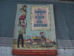 Samedi Jeunesse N° 38 Un Yankee à La Cour Du Roi Arthur - Samedi Jeunesse