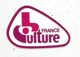 Autocollant , RADIO ,FRANCE CULTURE - Aufkleber