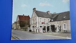 CHET DU PONT (50. Manche) - Hôtel-Restaurant LEDOUIT - France