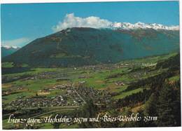 Lienz / Osttirol -  Blick Vom Iselsberg  (Hochstein Und Böses Weibele) - (Austria) - Lienz
