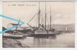 VI  014 /   PROPRIANO  /   Une Vue Du Port  ( Beau Voilier  3 Mats ) - France