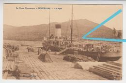 VI  016 /   PROPRIANO  / Le Port - France