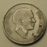 1975 - Jordanie - Jordan - 1395 - 100 FILS, Hussein, KM 19 - Jordanie