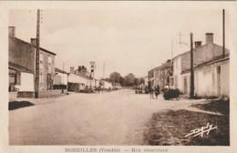 11--11-----moreilles Vendee Rue Principale - Autres Communes