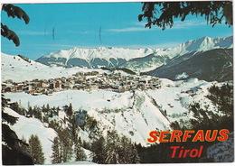 Serfaus, 1427 M - Oberinntal, Tirol - (Austria) - Landeck
