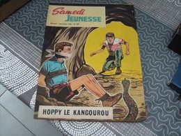 Samedi Jeunesse Lambil Sandy Et Hoppy N° 109 Hoppy Le Kangourou - Samedi Jeunesse