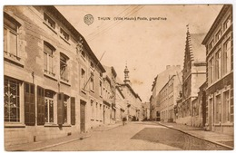 Thuin, Ville Haute, Poste, Grand Rue (pk59162) - Thuin