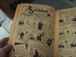 Samedi Jeunesse Tillieux Felix N° 40 L'enigme Du Testament - Samedi Jeunesse