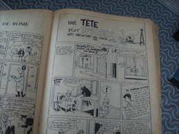 Samedi Jeunesse Tillieux Felix N° 90 Une Tete Doit Tomber - Samedi Jeunesse