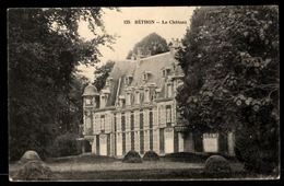 51 - BETHON (Marne) - Le Château - Other Municipalities