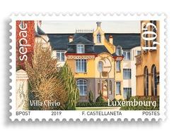 Luxemburg 2019    RURAL HOUSES                       Postfris/mnh/neuf - Luxemburg