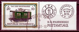 Oostenrijk Mi 2345 ZF Gestempeld  Fine Used  Dag V.d. Post 2001 - 1945-.... 2de Republiek
