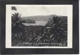 CPA Tahiti Océanie Polynésie Française Circulé Iles Marquises - Tahiti