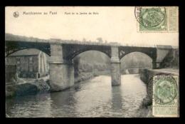 BELGIQUE - MARCHIENNE AU PONT - PONT DE LA JAMBE DE BOIS - Belgique