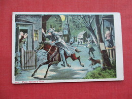 Paul Revere's Ride   Ref 3321 - History