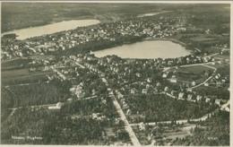 Nässjö 1935 (Jönköpings Län); Flygfoto (Aerial View) - Circulated. - Zweden