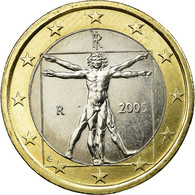 Italie, Euro, 2005, SUP, Bi-Metallic, KM:216 - Italie